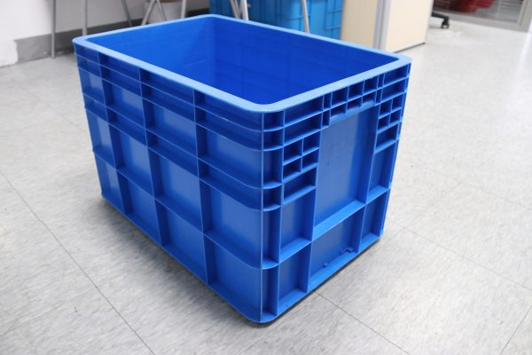bale arm container