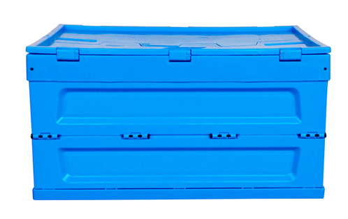 collapsible crate for car trunk