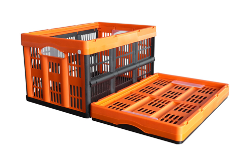 collapsible crates storage