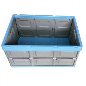 collapsible plastic