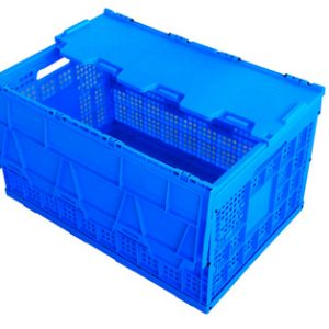 crates plastic storage