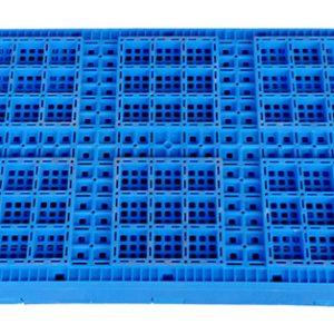 foldable plastic storage bins