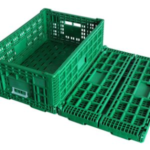 heavy duty folding corrugated plastic box