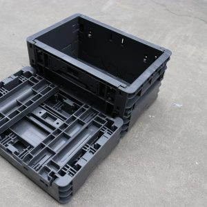 mesh foldable crates