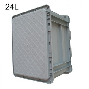 plastic stacking crates for sale