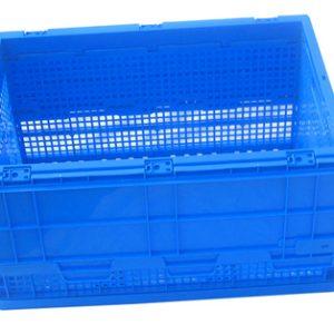 transparent box folding
